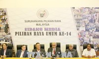 Parlamentswahlen in Malaysia: Wahlkommission veröffentlicht Wahlergebnis