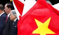 Japanische Medien berichten über den Empfang für Staatspräsident Tran Dai Quang