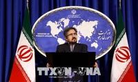 Iran ist für Verhandlungen offen, wenn die USA ihre Bedrohung aufgeben