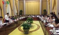 Büro des Staatspräsidenten veröffentlicht sieben neue Gesetze