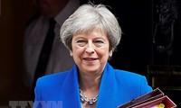 Britische Premierministerin gewinnt bei Abstimmung im Unterhaus