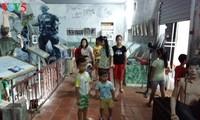 Museum der revolutionären Gefangenen – Adresse zur Erziehung zum Patriotismus