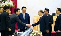 Premierminister Nguyen Xuan Phuc leitet Konferenz über die Förderung der Ein-Tür-Politik in Vietnam