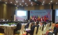 Eröffnung der Konferenz der hochrangigen Beamten der ASEAN in Singapur