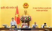 Sitzung des Ständigen Parlamentsausschusses: Aufbau moderner und kultureller Architektur Vietnams