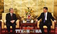 Weitere Verbesserung der Beziehungen zwischen Vietnam und China