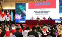 Eröffnung der Sitzung des ASOSAI-Verwaltungsstabs