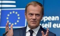 EU-Spitzenpolitiker weisen den Vorschlag Großbritanniens über die Beziehung zu Europa nach dem Brexit zurück