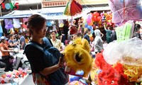 Mittherbstfest in der Altstadt Hanoi