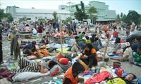 Indonesien verstärkt Rettungsarbeit nach Tsunami in Zentral-Sulawesi