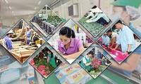 Wirtschaft Vietnams wächst stark