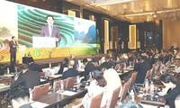 Vizepremierminister Vuong Dinh Hue: Vietnam achtet auf Verbesserung der Qualität und den Wert von Reis