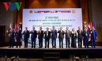 Eröffnung der 6. ASEAN-Ministerkonferenz über Drogenfrage