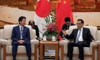 Chinas Premierminister begrüßt die Teilnahme Japans an der Reform und Eröffnung der Wirtschaft