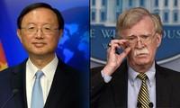 USA und China wollen Kontakte und Zusammenarbeit verstärken