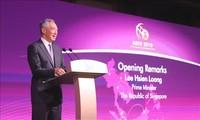 ASEAN-Gipfeltreffen: Verstärkung der Verbindung und Schaffung vom günstigen Umfeld für Unternehmen