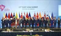 Ostasien-Gipfel verabschiedet fünf hochrangige Erklärungen