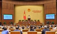 Parlament diskutiert über den geänderten Gesetzesentwurf zur Ergänzung des Gesetzes zur öffentlichen Investitionen