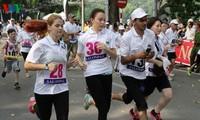 """Zahlreiche Prominenten werden an dem """"Lauf für Verkehrssicherheit"""" in Vietnam teilnehmen"""