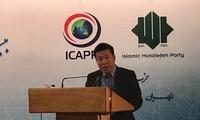 Delegation der KPV nimmt am internationalen Treffen der Kommunistischen Parteien und Arbeiterparteien teil