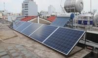Nachhaltige Entwicklung der Energie und Umweltschutz in Vietnam