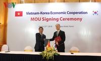 Förderung der starken und umfassenden Entwicklung der Beziehungen zwischen Vietnam und Südkorea