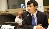 Vietnam achtet auf die Zusammenarbeit in der Vorbeugung und Lösung der Konflikte