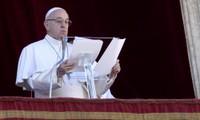 Papst Frankziskus appelliert an Frieden im Jemen und Syrien