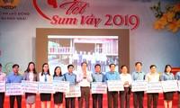 Leiter des Wirtschaftskomitees der KPV nimmt am Neujahrsprogramm in Quang Ngai teil