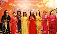 Auslandsvietnamesen in Russland, Ukraine und Tschechien begrüßen das Neujahrsfest
