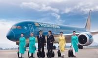 Vietnam Airlines gehört zu Top 10 der wertvollsten Marken Vietnams