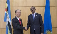 Ruanda will die Zusammenarbeit mit Vietnam vorantreiben