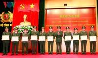 Polizeiministerium zieht eine Bilanz aus der Sicherheitsarbeit für den zweiten USA-Nordkorea-Gipfel