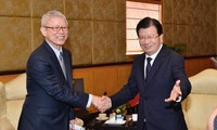 Förderung thailändischer Unternehmen bei Investionen in Vietnam