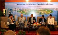 Zusammenarbeit zwischen Vietnam und Niederlanden über Wasserbewirtschaftung im Mekong-Delta
