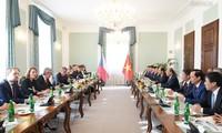 Vietnam und Tschechien verstärken Zusammenarbeit in allen Bereichen