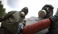 Syrien wirft Dschihadistenmiliz vor, auf einen Chemieangriff in Idlib vorzubereiten
