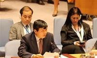 Vietnam unterstützt die Verhinderung und Beendigung der sexuellen Gewalt in Konflikten
