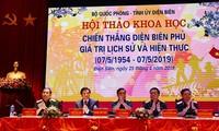 Seminar: Historische Werte des Sieges Dien Bien Phu