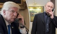 Präsidenten der USA und Russlands telefonieren über viele heikle Themen