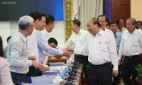 Tagung zwischen der Unterabteilung für Wirtschaft und Gesellschaft und den südvietnamesischen Provinzen