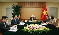 Vizepremierminister Vuong Dinh Hue: Vietnam achtet auf die umfassende Partnerschaft mit den USA