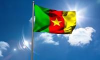 Glückwunschtelegramm für den Nationalfeiertag Kameruns