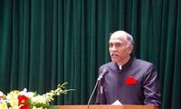 Zusammenarbeit zwischen Vietnam und Indien im Bereich Energiesicherheit