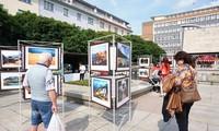 Eindruck der vietnamesischen Kultur im Fest der Volksgruppen in Tschechien