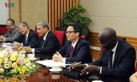 Vietnam will mit der Elfenbeinküste Erfahrungen über die Entwicklung teilen