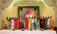 Start des Ao Dai-Wettbewerbs für Botschaftergattinnen der vietnamesischen Vertretungsbüros in Europa 2020