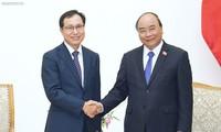 Vietnamesische Regierung unterstützt Samsung bei der Verstärkung der Investition in Vietnam