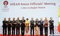 Eröffnung der Konferenz der ASEAN-Minister in Thailand