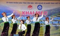 Eröffnung des Festivals der Kunstfotografie der Bergregion in Nordvietnam